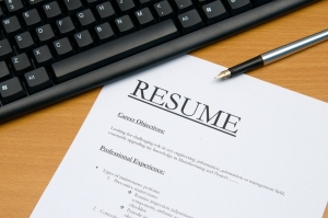 Resume-picture